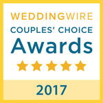 Bee Inspired Events - WeddingWire Couple's Choice 2017