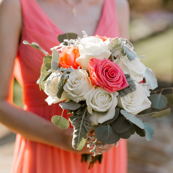 Bee Inspired Events - Bridesmaid bouquet