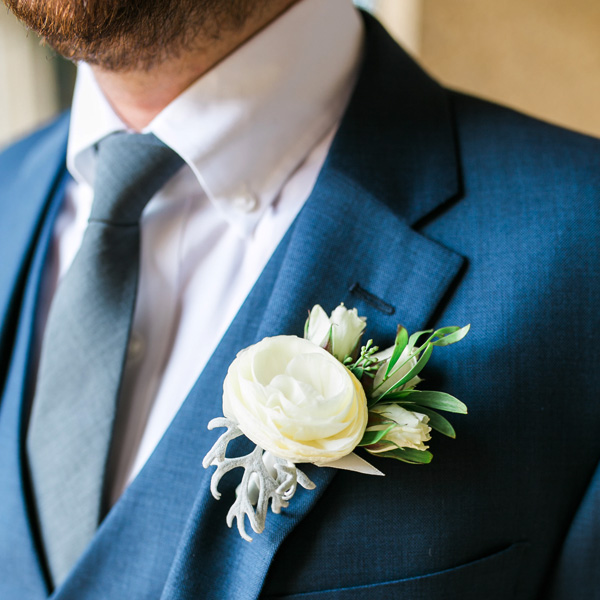 Bee Inspired Events - Groom's corsage