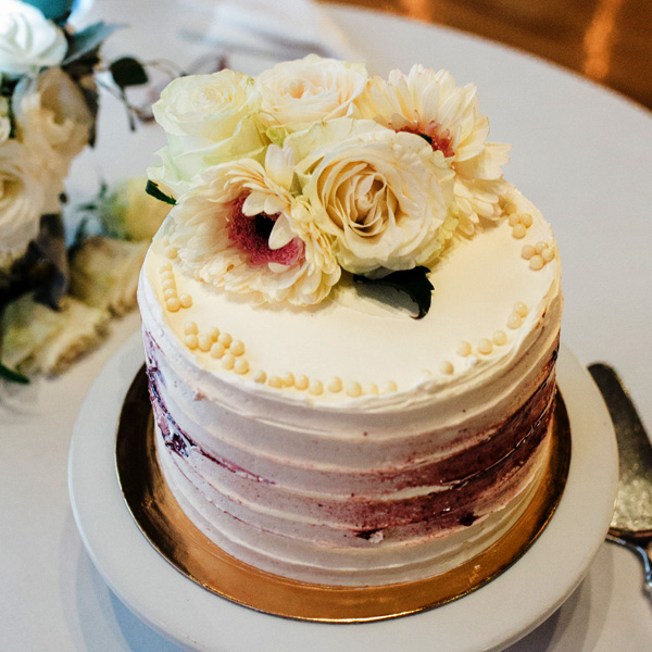 Bee Inspired Events - Cake flowers