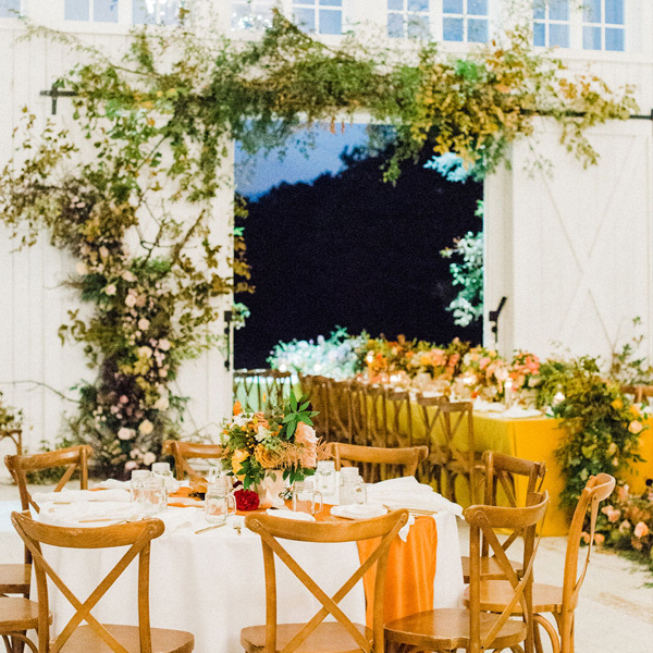 Bee Inspired Events - Services - Decor & Event Design