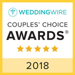 Bee Inspired Events - WeddingWire Couple's Choice 2018