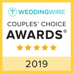 Bee Inspired Events - WeddingWire Couple's Choice 2019