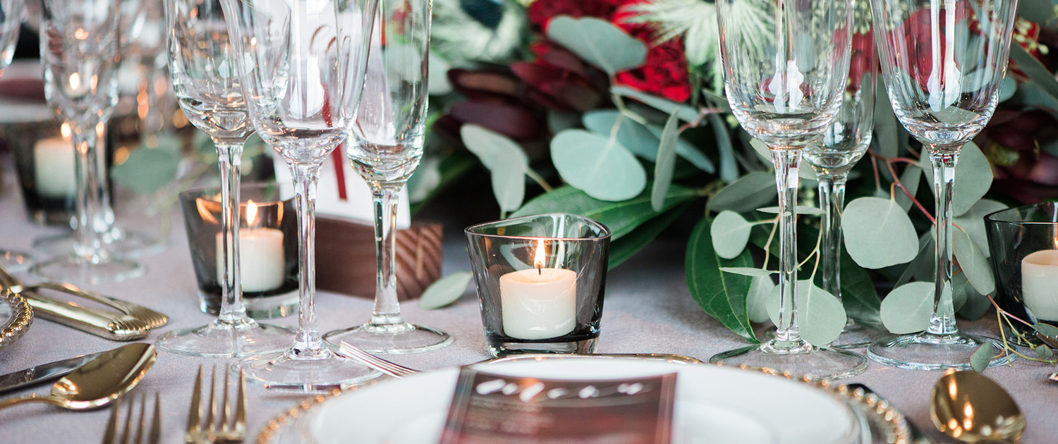 Bee Inspired Events - Tablescape